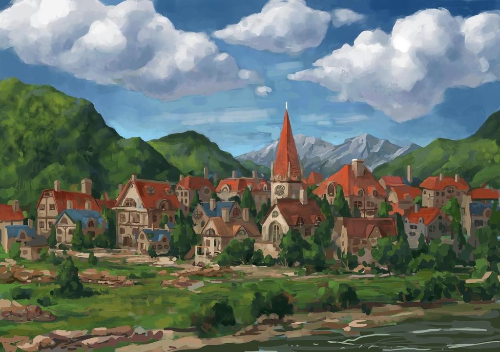 Settlement by Beaver-Skin
