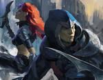 Talon and Katarina