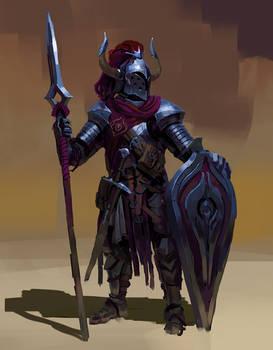 Horned Warden