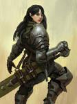 Armored Elf