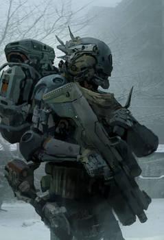 Cyborg Scavenger