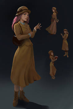 Jessika (commission)