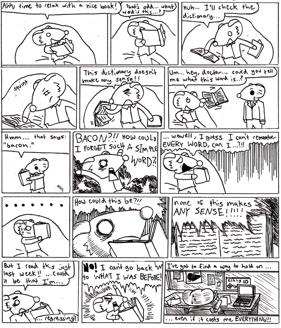 flowers for algernon page 4 by deadlycomics on deviantart