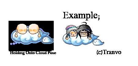 { 112 WATCHER SPESH } Holding onto cloud pose by XxNaruxX123