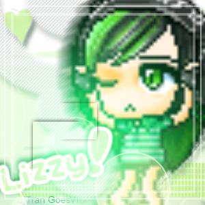 GIFT | Lizzy by XxNaruxX123
