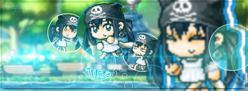 || Timeline Request - Tina Chen by XxNaruxX123