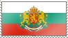 Bulgarian Flag Stamp by SwiFecS
