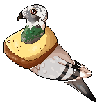 [19.] Pigeon FREE by Niampi