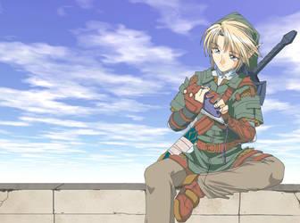 Hero's Song by OtakuMako