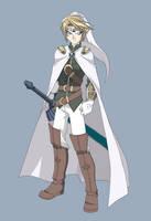 Knight of Hyrule by OtakuMako