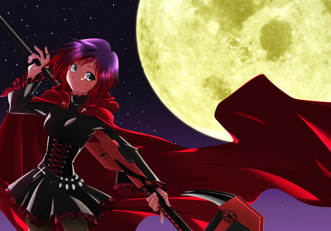 Ruby Rose by OtakuMako