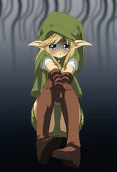 Poor Linkle by OtakuMako