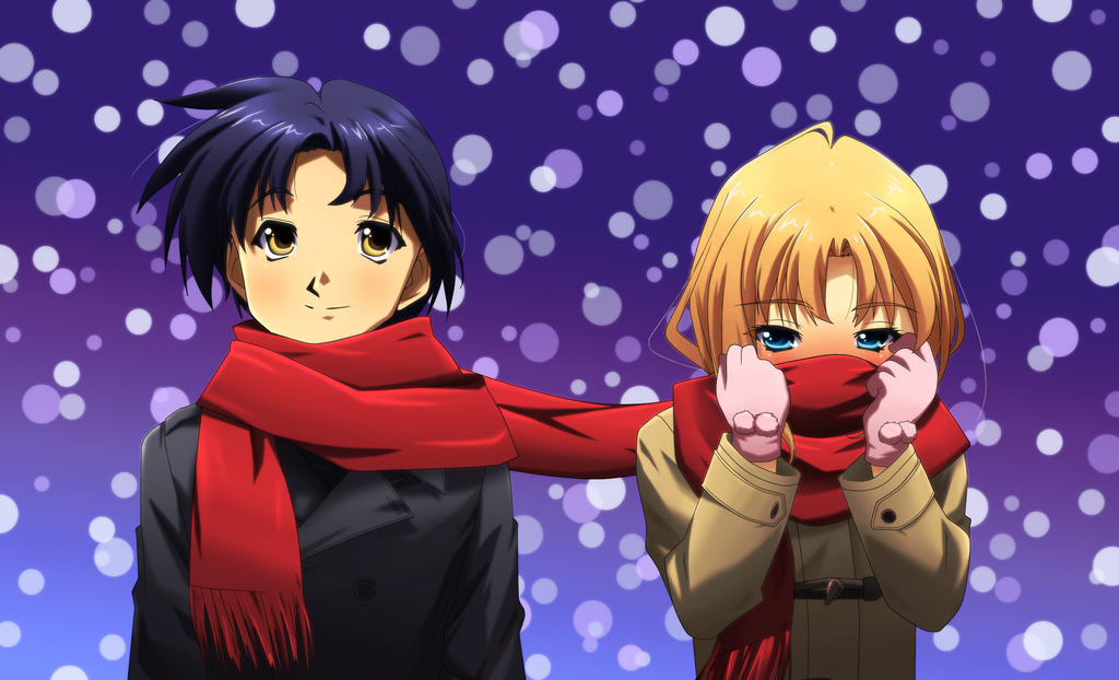 Sharing is Caring by OtakuMako