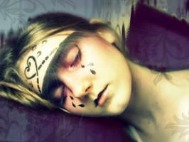 Asleep Again by MeltedRabbit