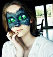 Emerald Eyes by MeltedRabbit