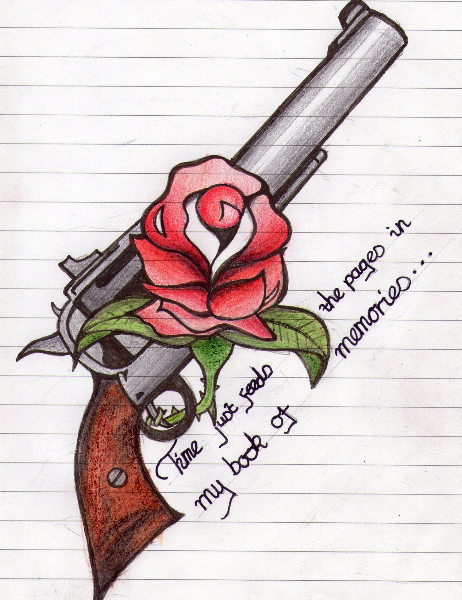 guns n 39 roses potential tattoo design by iftheworld on deviantart. Black Bedroom Furniture Sets. Home Design Ideas