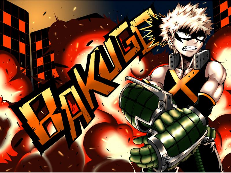 Bakugo by Liptan