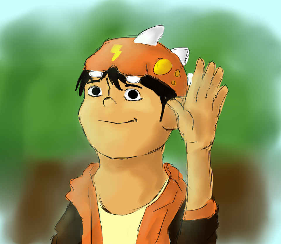 Long time no see, BoBoiBoy... by N0R4G4M4