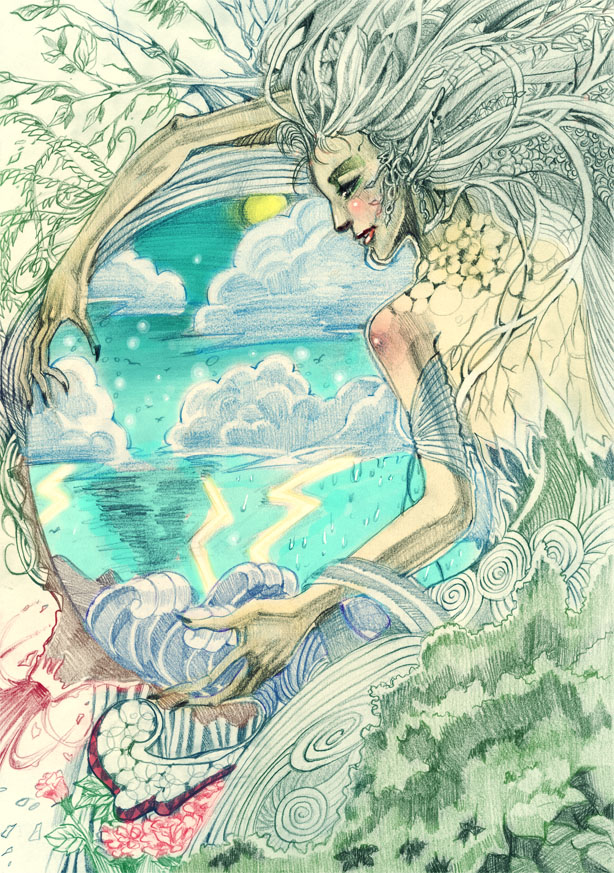 Mother Nature by Teh-O on DeviantArt