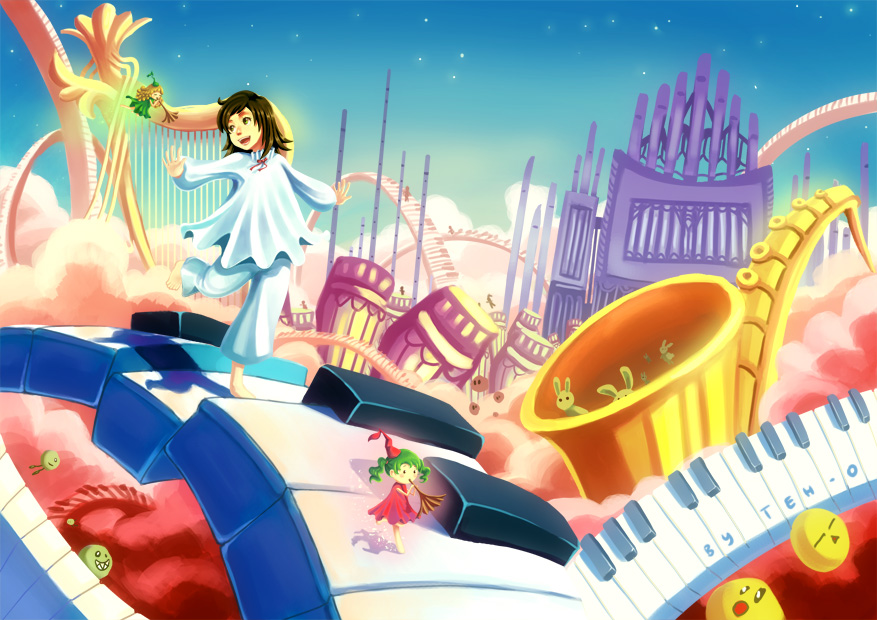 My Dreamland by Teh-O