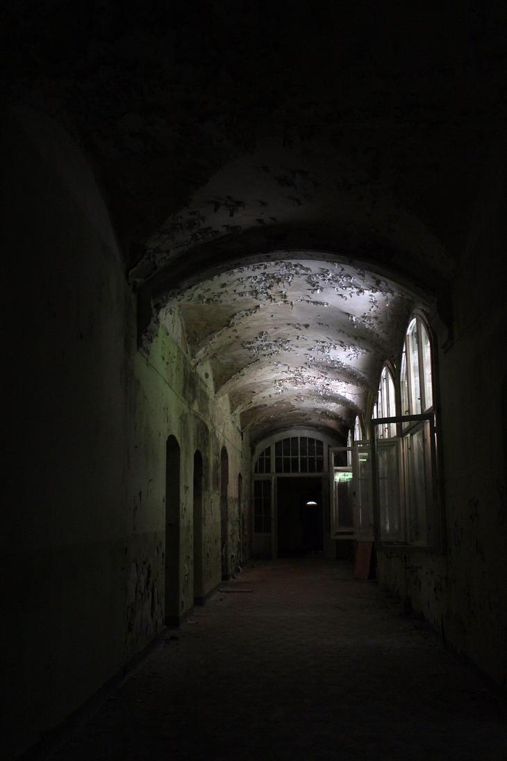 Dark Hallway... By Pia Chu ...