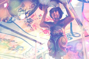 Merry-go-round by pia-chu