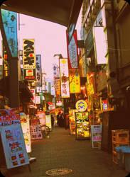 Tokyo by pia-chu