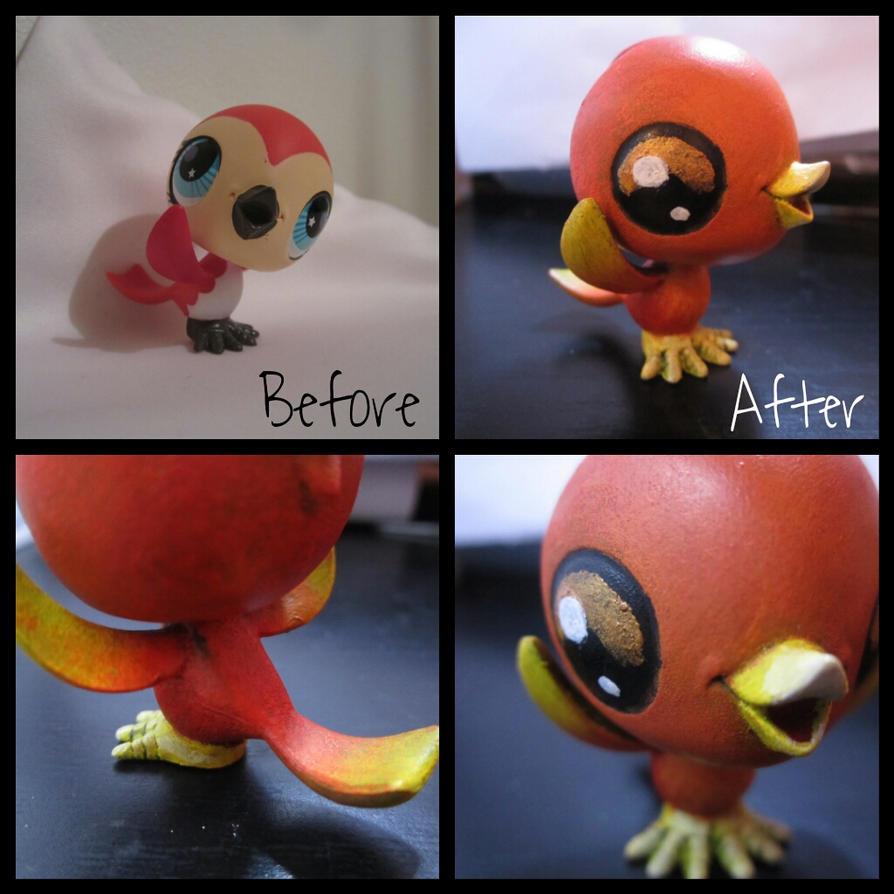 Lps Custom Firebird Homm 3 By Pia Chu On Deviantart