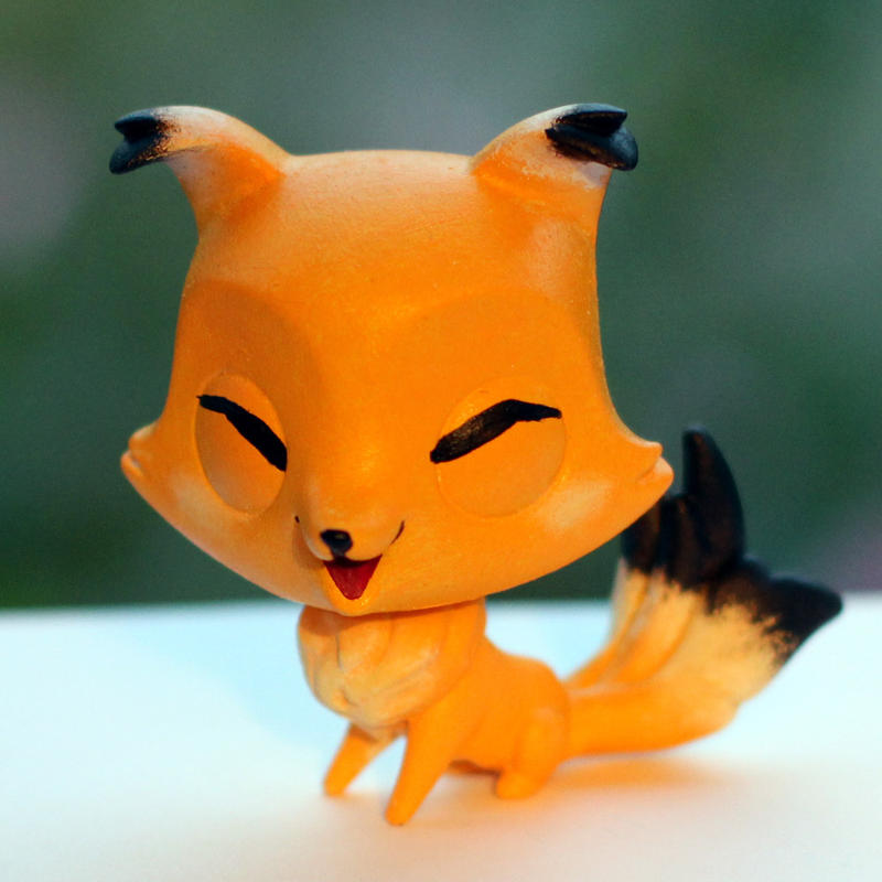 Keaton Littlest Pet Shop custom by pia-chu