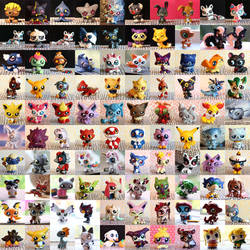 100 LPS Customs! part 2 by pia-chu