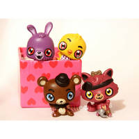 Baby FNAF LPS customs