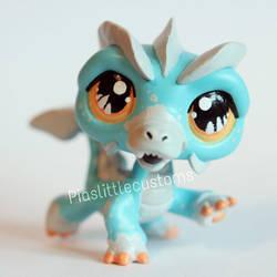 Moko (Original character) LPS custom