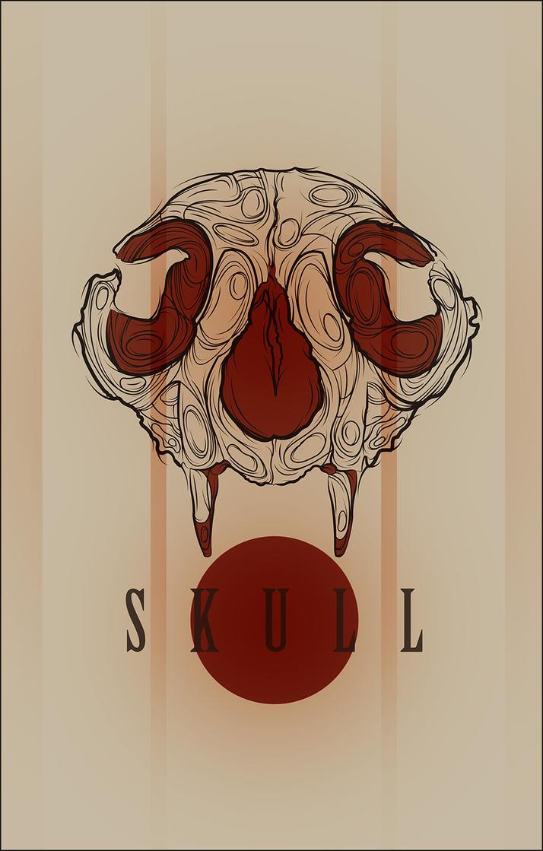 Skull by theSeiryu