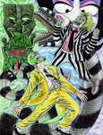 BEETLEJUICE AND THE MASK