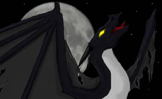 Wyvern de la luna.