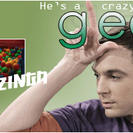Sheldon is GLEE by shiZzolicous