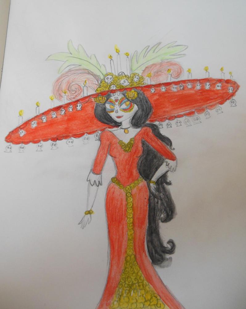 La muerte by calicocat123