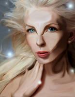 Goddess* by captjimini