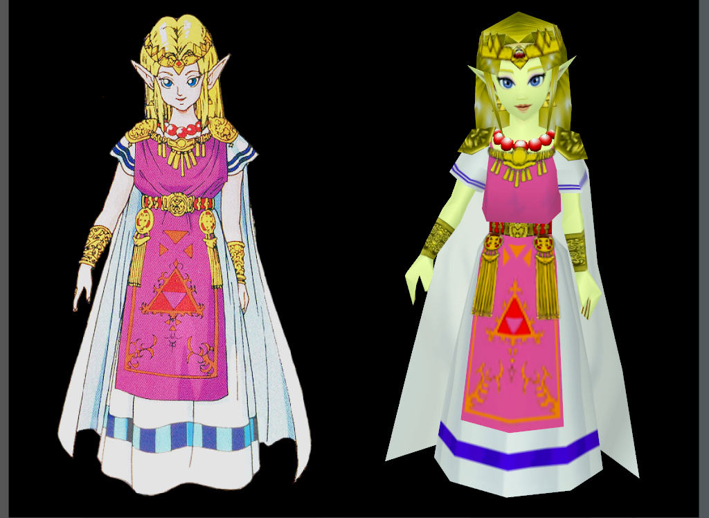 Zelda a Link to the Past N64 mod