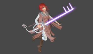 Kairi Jedi mesh mod by Lopieloo