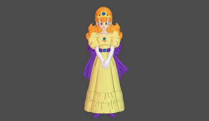 Princess Laura/Gwealin mesh mod by Lopieloo