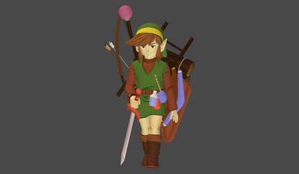 Link Classic mesh mod