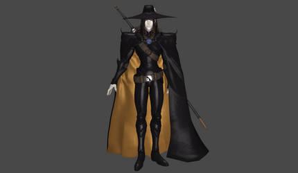 Vampire Hunter D mesh mod