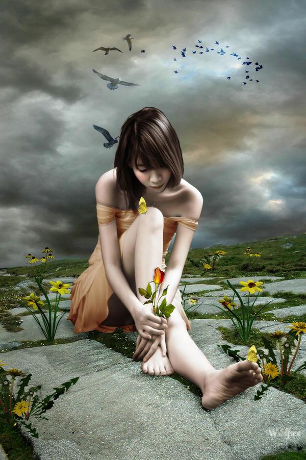 <<<Llega la primavera>>> - Página 2 One_Perfect_Moment_by_Wildfire2003