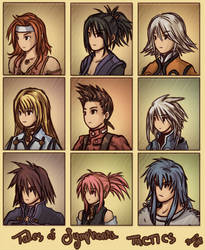 Symphonia Tactics by DiceSMS