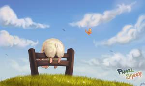 'Phail' Sheep