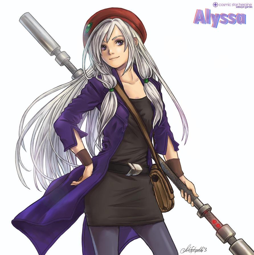 Alyssa - CSH by Dice9633