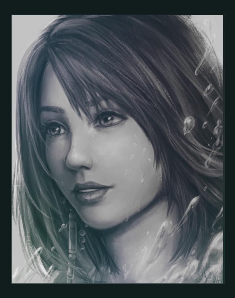 Yuna FFX by Dice9633