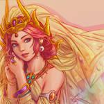 FF1 - Princess Sarah
