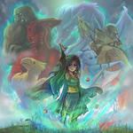 FF4 - Rydia of Mist